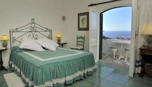 Hotel Punta Rossa szoba