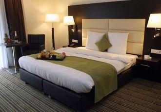 Van der Valk Hotel Brussels Airport egy szobája