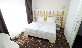 Egy szoba a City Hotel Krškoban