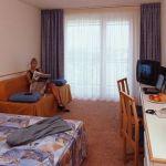 Novotel Szekesfehervar  szoba