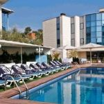 Best Western Hotel Mediterraneo medence