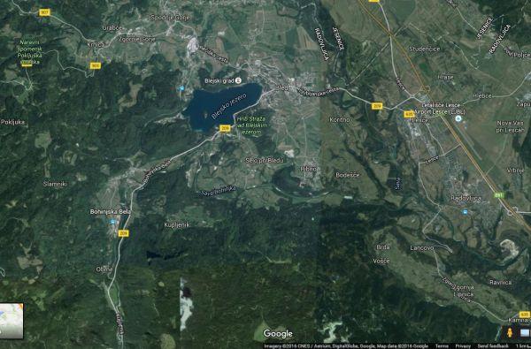 Környéke GoogleMaps térkép