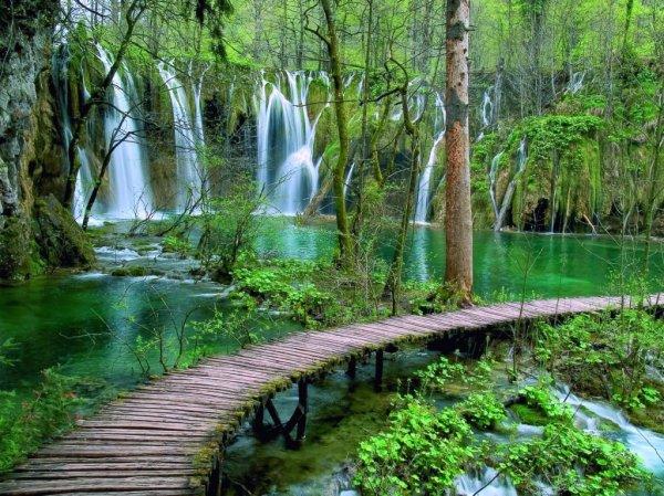 Gornja jezera_Pevalekovi slapovi