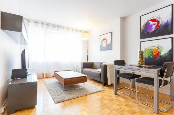 Luna modern apartman