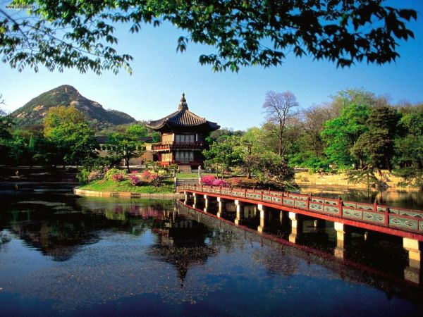 Dél-Korea vidéken
