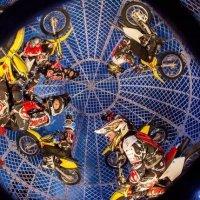 Kizuhant a halálgömbből egy motoros artista