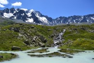 Alpesi túra a Francia-Alpokban