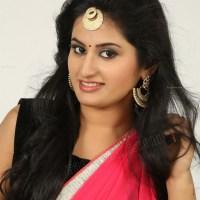 East Indian actress Ankitha M