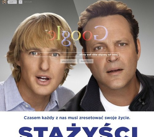 Staż w Google / The Internship