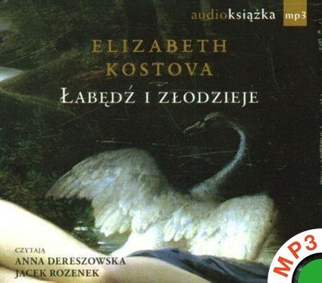 Łabędź i złodzieje - audiobook