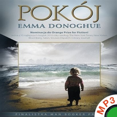 Emma Donoghue, Pokój mp3