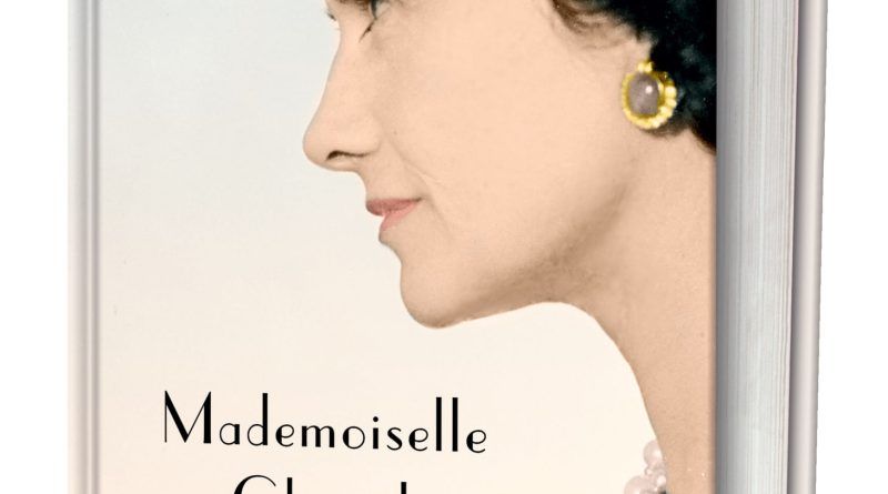 C.W. Gortner Mademoiselle Chanel