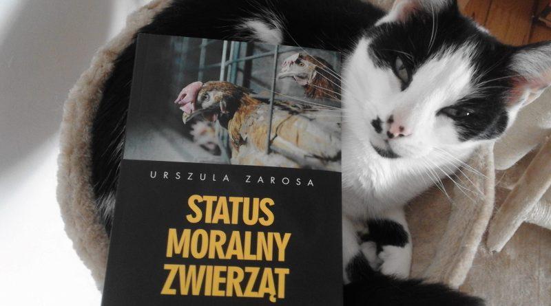 Urszula Zarosa, Status moralny zwierząt