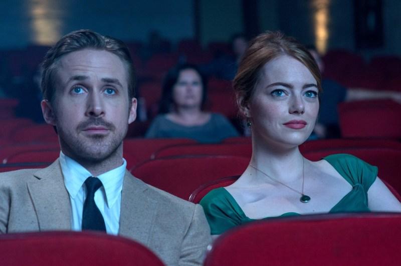 La La Land - Emma Stone i Ryan Gosling