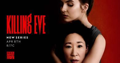 Nowe seriale, które oglądam (Dom z papieru, Barry, Loaded, Killing Eve)