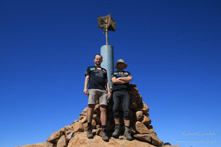 Namibia - Königstein w 2015 roku