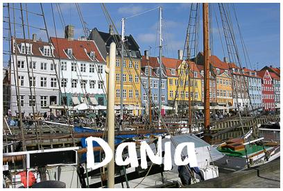 Najładniejsze zdjęcia z Danii