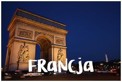 Najładniejsze zdjęcia z Francji