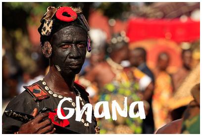 Najładniejsze zdjęcia z Ghany