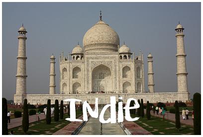 Najładniejsze zdjęcia z Indii