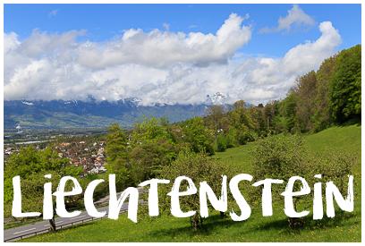 Najładniejsze zdjęcia z Liechtensteinu