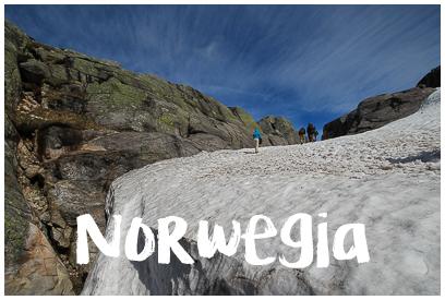 Najładniejsze zdjęcia z Norwegii