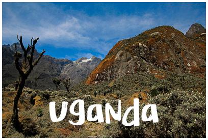 Najładniejsze zdjęcia z Ugandy