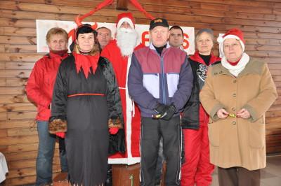 10. Mikulás futás, 2012.december 5.