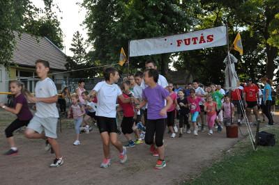 4 órás Szent Iván éji futás, 2014. június 28.