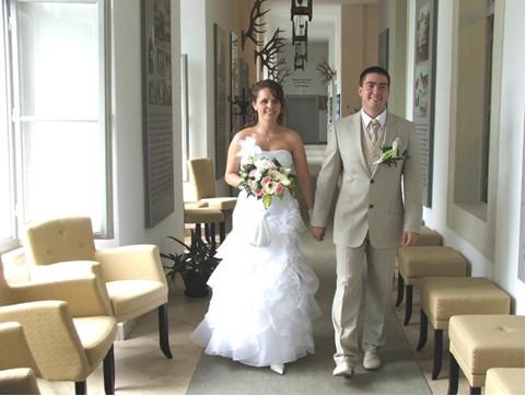 Lépcsőház, folyosó esküvői fotózáshoz