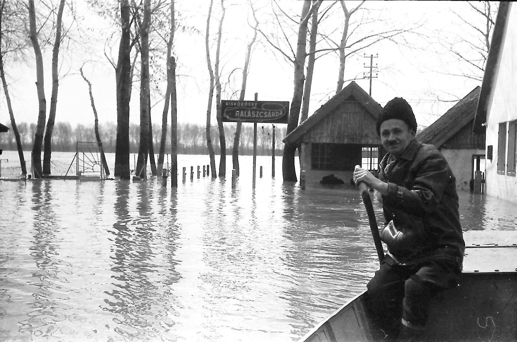 árvíz 1970