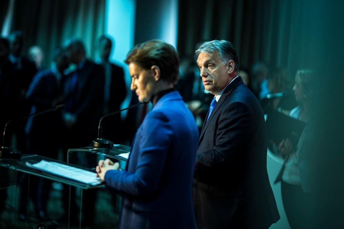 Orbán: a Szeged – Szabadka vasút mindenkinek jó lesz, aki a térségben lakik