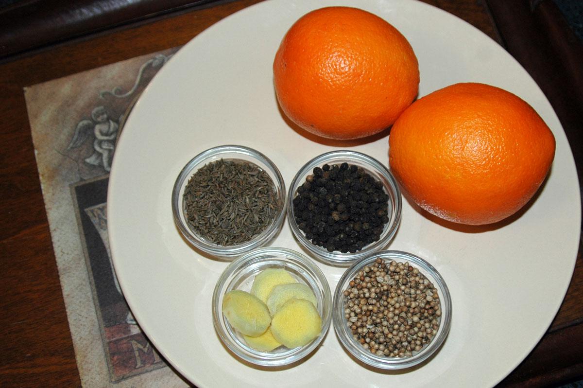 Narancsos csirke fűszerkeverék