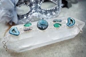 kristályékszer