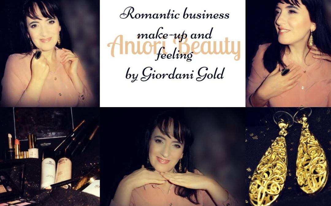Oriflame smink üzleti és romantikus stílusban – Oriflame Giordani Gold termékekkel