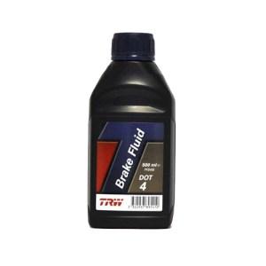 TRW Fékolaj DOT4 500ml, fékfolyadék