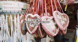 TOP50 magyar szerelmes dal – ezek voltak a kedvencek 2018. október 7-én