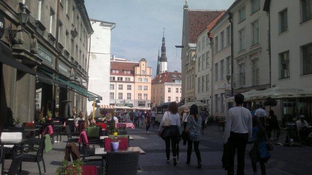 podróż po Estonii