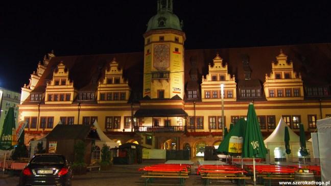 atrakcje Lipska