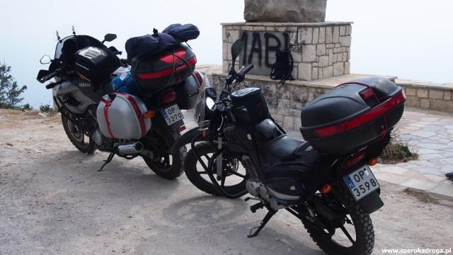 Przygotowanie motocykla do podróży