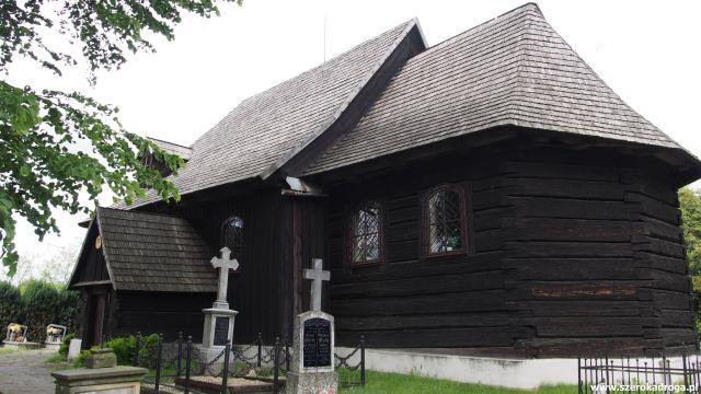 drewniane kościoły, woj. opolskie