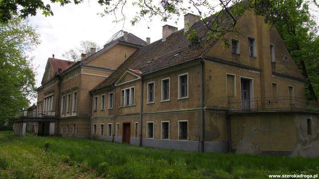 Pałace w woj. opolskim