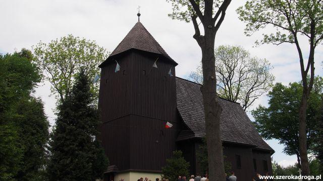 drewniane kościoły