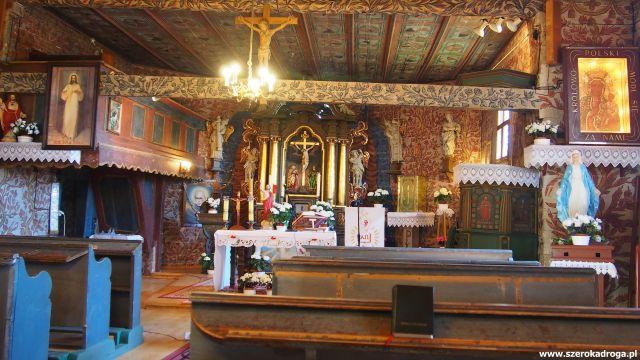 kościoły drewniane, woj. opolskie
