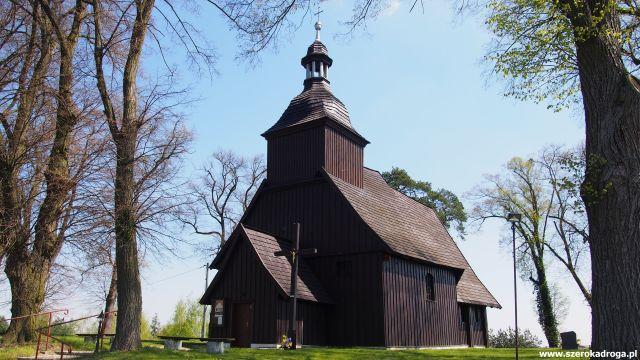 zabytki drewnianej architektury sakralnej