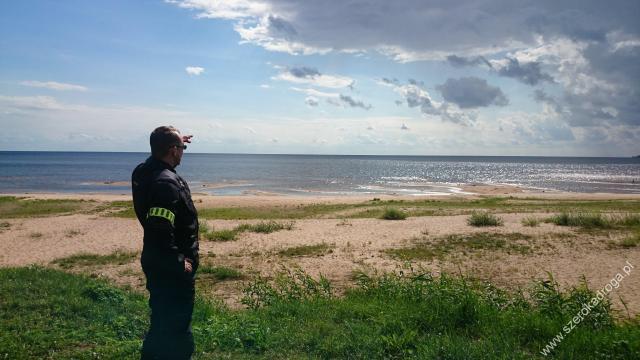 Jezioro Pejpus Estonia