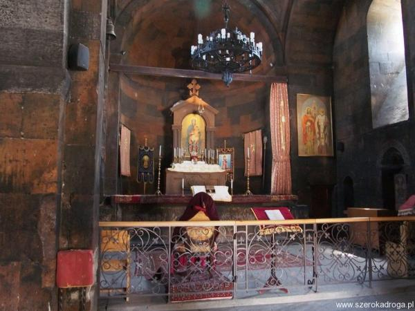 monastyry w Armenii