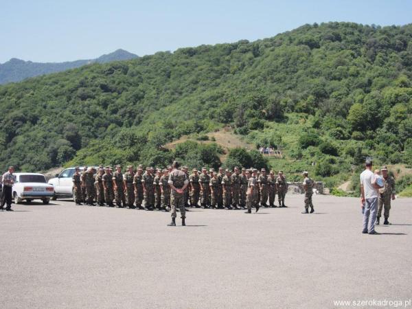 Górski Karabach wojsko