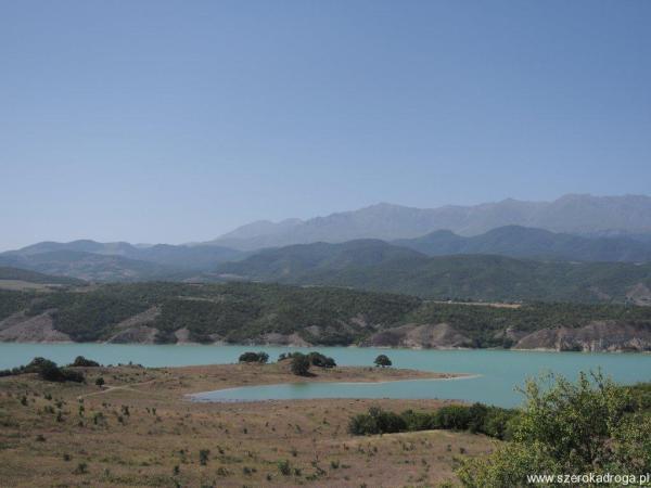 Górski Karabach ciekawe miejsca, jezioro