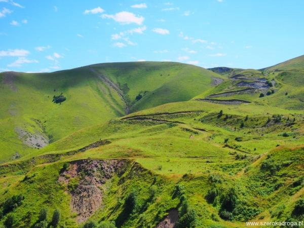 Górski Karabach szlaki górskie